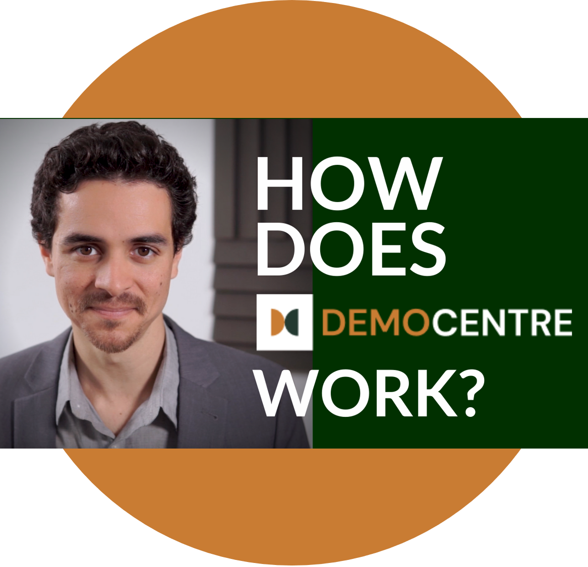 How does democentre work
